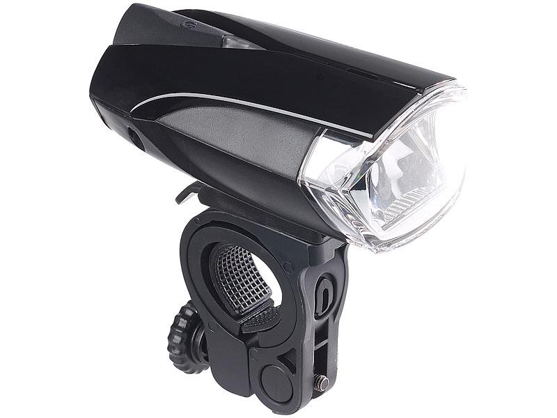 kryolights batteriebetriebene led fahrradlampe fl 110 zugelassen nach stvzo. Black Bedroom Furniture Sets. Home Design Ideas